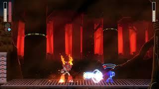 MEGA MAN 11  - Mega Man vs  Torch Man Gameplay Trailer