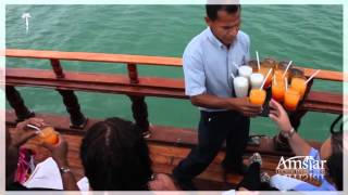 Columbus Lobster Dinner Cruise Cancun