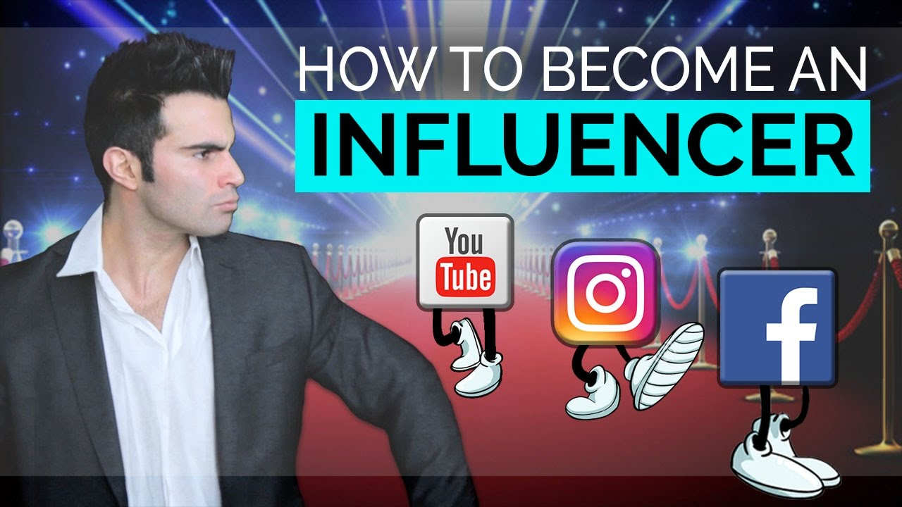 Image result for how to become an influencer