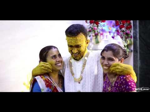 Manish Ki Pooja Cinematic Wedding Teaser 2018   By PVR Arts