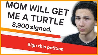 I found the worst pet petitions - Stop signing them