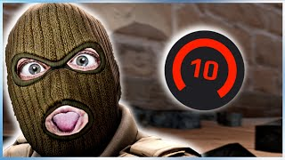 CS:GO FACEIT Level 10 Funny Moments #16