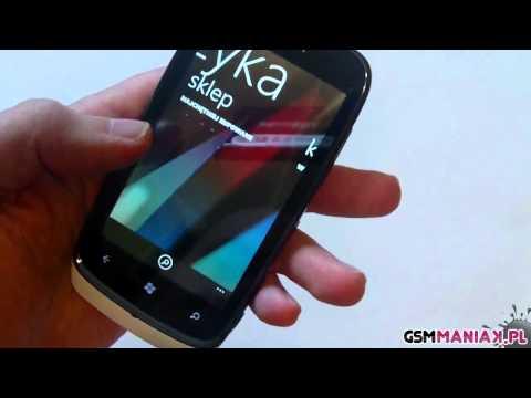 Wideo test i recenzja telefonu Nokia Lumia 610 | techManiaK.pl