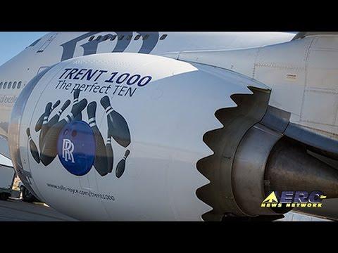 Airborne 03.28.16: New SST?, FAA Forecast, Rolls-Royce