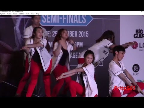 CL1MAX (Open Category) - 2015 Teenage Dance Challenge (Semi-Finals)