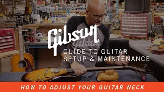 How To Adjust Y๐ur Guitar Neck