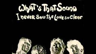 Bobby Green Selection - I never saw the love so clear (1968)