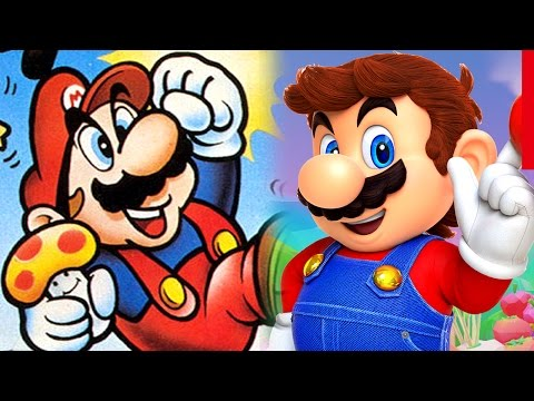 Super-Mario-ALL-TRAILERS-Odyssey-to-NES-1985-2017
