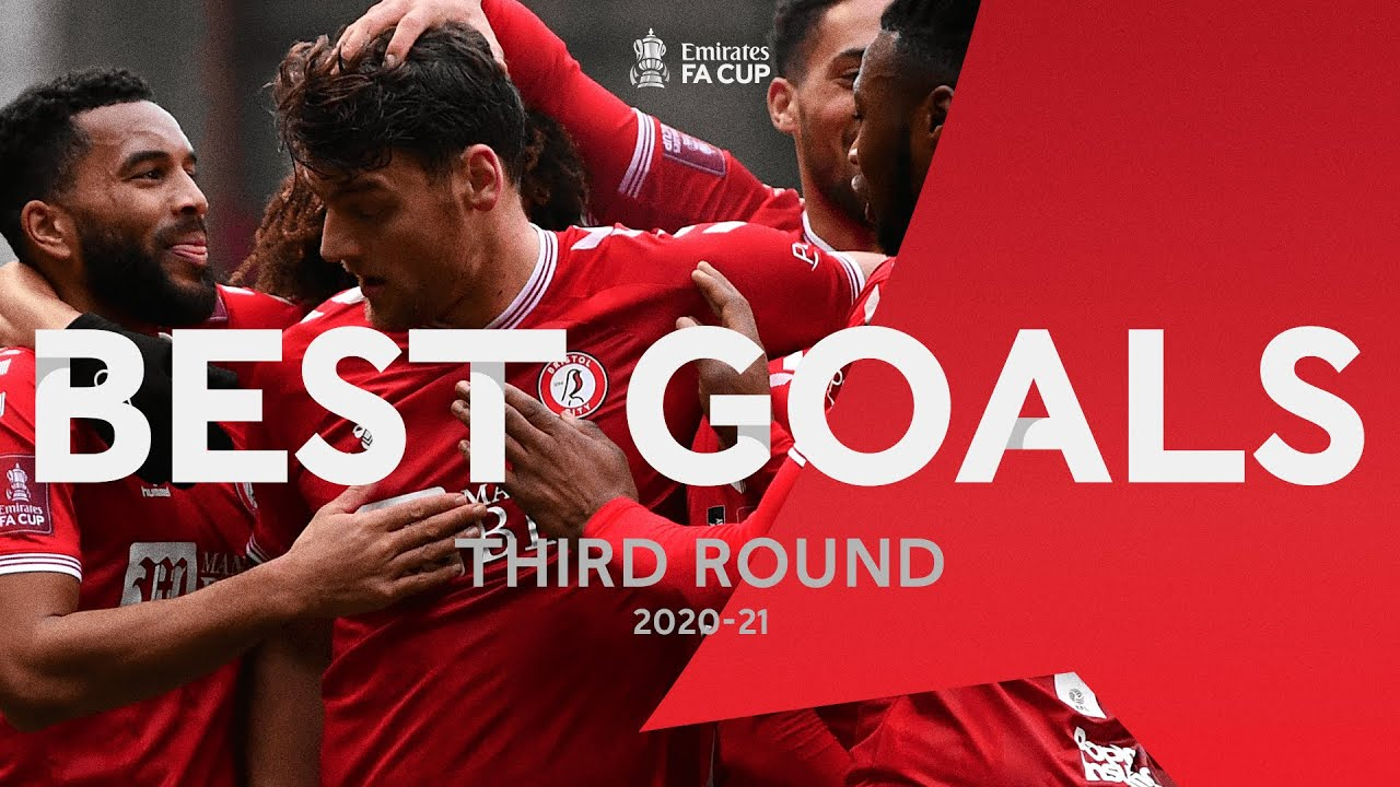 Best Goals | James Justin, Adama Traoré, Bernardo Silva | Emirates FA Cup Third Round | 20-21