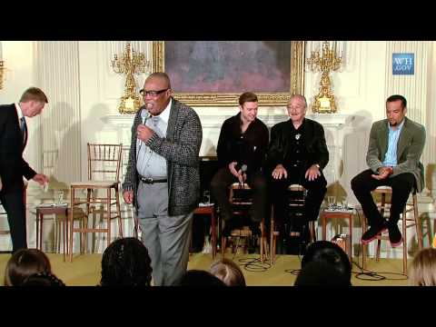 Soulsville, USA - The History of Memphis Soul, Student Workshop at the White House