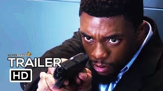21 BRIDGES Official Trailer #2 (2019) Chadwick Boseman, J.K. Simmons Movie HD