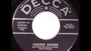 Bill Haley-Thirteen Women