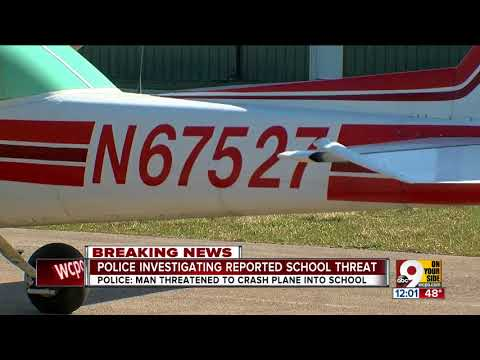 Police investigate reported threat to crash plane into Badin High School