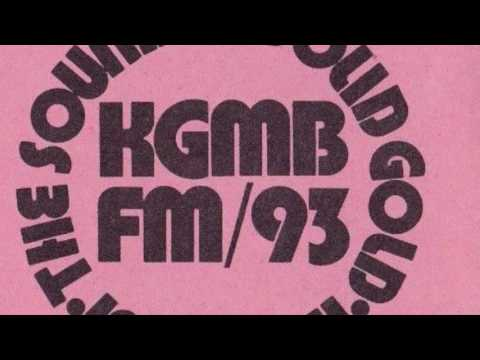 "KGMB 59 Honolulu - ""Wonderful KGMB"" Pams Series 14 & 16 Jingles - 1960s"
