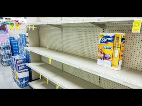 Another Paper Shortage In America