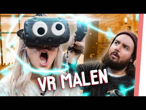 VIRTUAL REALITY | Spacige Pictionary-Edition mit VR-Brillen! | GMI