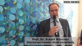 Heidelberg - OB Eckart Würzner war beim Dieselgipfel in Berlin
