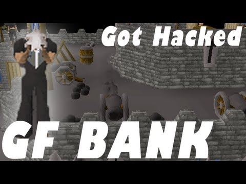 RUNESCAPE 2007: I Got Hacked... Lost Entire Bank.