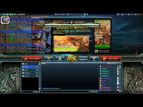 How To Run Your HoN Dedicated Server !