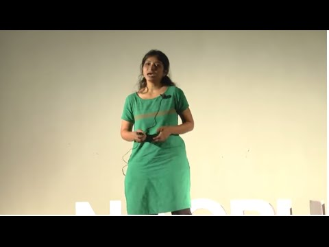 Gram Art Project - Power of Collective Expression | Shweta Bhattad | TEDxNagpur