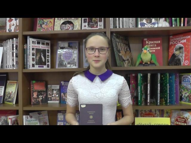 Изображение предпросмотра прочтения – ВиолеттаКазанкова читает произведение «Журавли» Н.А.Заболоцкого