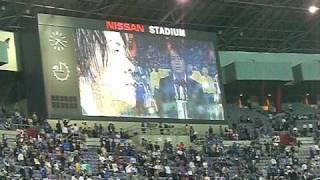 2008/6/2(月) ワールドカップ・アジア3次予選(日産スタジアム)。 ...