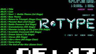 Irem R-TYPE Soundtrack