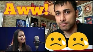 Reacting To Asal Kau Bahagia - (Armada) cover by Hanin Dhiya (GETS EMOTIONAL!)