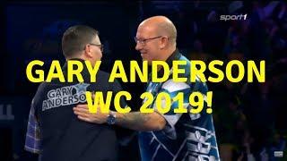 Gary Anderson vs Kevin Burness WORLD CHAMPIONSHIP 2019 R2 (Darts WM 2019)
