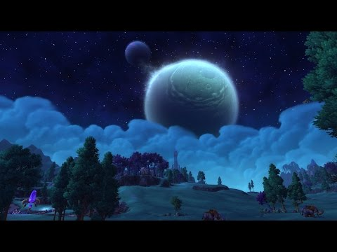 Shadowmoon Valley Music 1 - Warlords Of Draenor