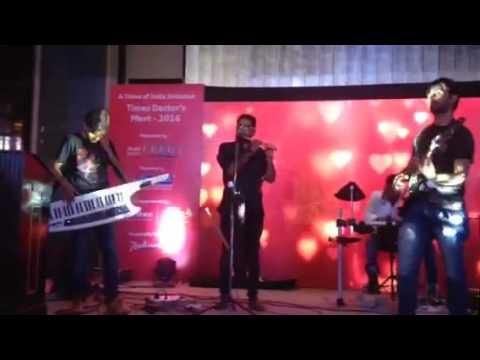 Kavya's-the band live (Instrumental Mashup With Sitar-Flute-Drums-guitars-Keytar )