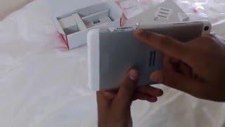 فتح صندوق تابلت هواوي ميديا باد تي1 7 انش Unboxing Huawei Mediapad T1 7.0