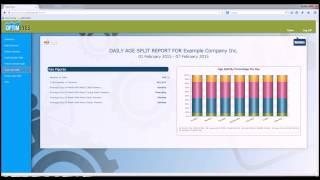 Amscreen OptimEyes Online Portal