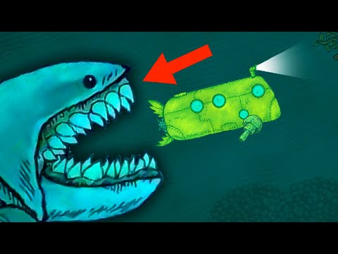 NEW BIG SEA MONSTERS! (We Need To Go Deeper)  