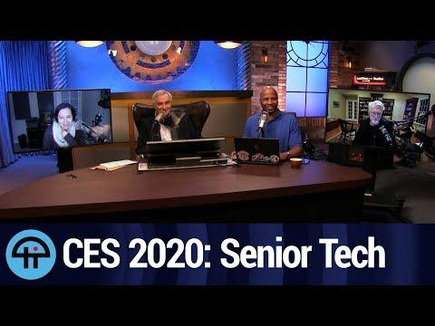 CES 2020: Tech for Seniors