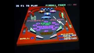 Mastertronic Chronicles - 3D Pinball (1989) Game Review