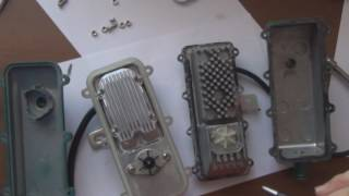 Обзор подогревателей двигателя с помпой Лунфей #2
