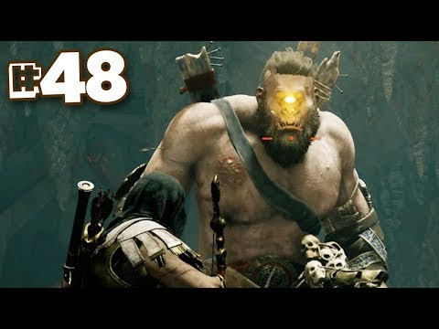 ALL THE CYCLOPS EPISODE!!! - Assassin's Creed Odyssey | Part 48 || FULL PLAYTHROUGH (PS4) HD thumbnail