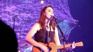 "Sara Bareilles LIVE Radiohead Cover ""Nice Dream"" L.A. Orpheum SUPER HQ STEREO"
