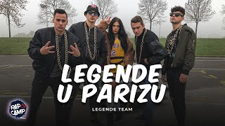 LEGENDE Team - LEGENDE U PARIZU (Official Music Video)