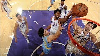 Best Plays From Sophomores Competing In 2018 Rising Stars Challenge