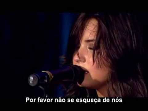 Demi Lovato - Don't Forget (LEGENDADO)