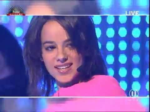 Alizee   J'ai Pas Vingt Ans 2003 11 09  Fame Academy   RTL2