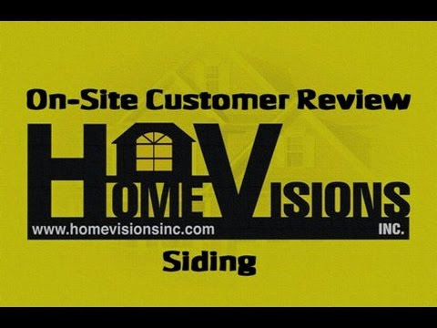 Home Visions Inc. Review - Vinyl Siding and Trim - Montgomery Village, MD