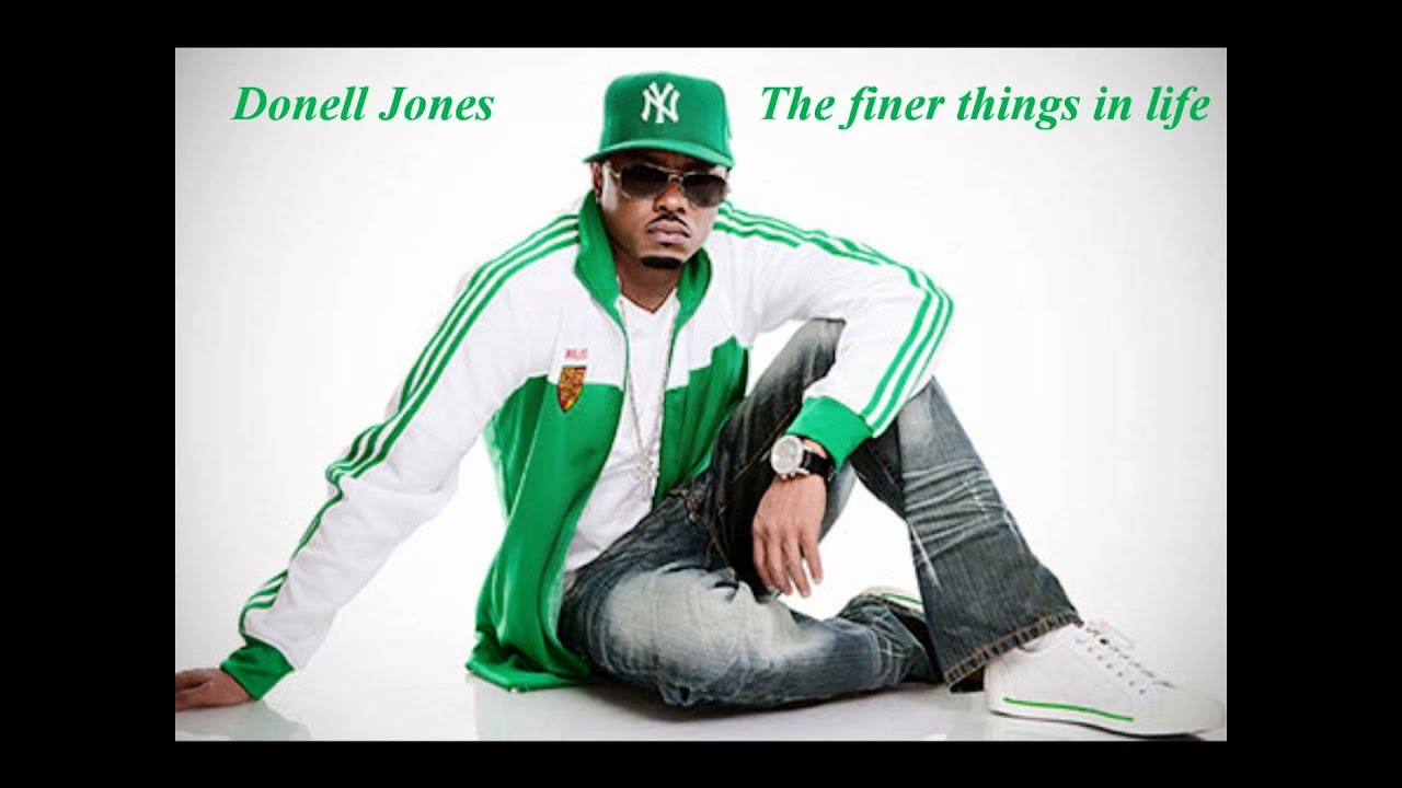 The Finer Things In Life Lyrics Donell Jones Elyrics Net