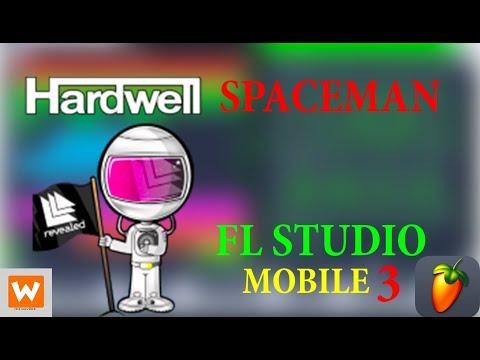FLM3: Hardwell - Spaceman Drop Preset For FL Studio Mobile 3 [FREE DOWNLOAD]