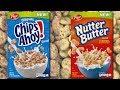 Chips Ahoy! (2017) & Nutter Butter (2017)