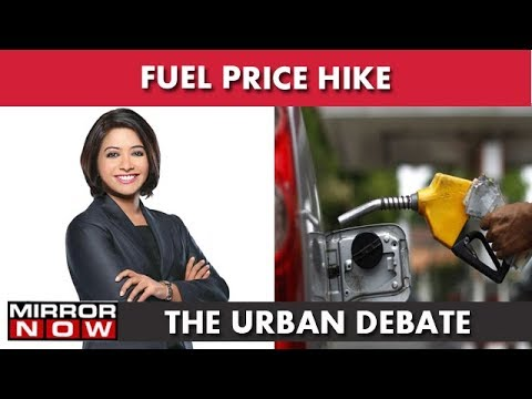 Fuel Price Hike: India Demands Cheaper Fuel I Th Urban Debate With Faye D'Souza