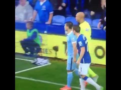 Respect: Tindakan Terpuji Sergio Agüero (v Everton 23/08/2015)