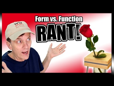 Design Rant: Should Form Always Follow Function? | MORE MINUTES